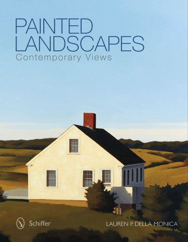 9780764343582: Painted Landscapes: Contemporary Views