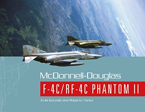 9780764343711: McDonnell-Douglas F-4C/RF-4C Phantom II