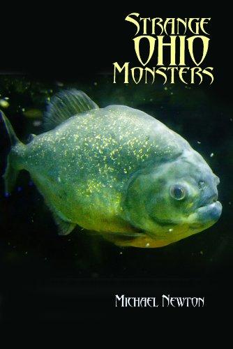 9780764343971: Strange Ohio Monsters