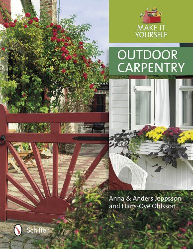 9780764344343: Outdoor Carpentry: Make it Yourself