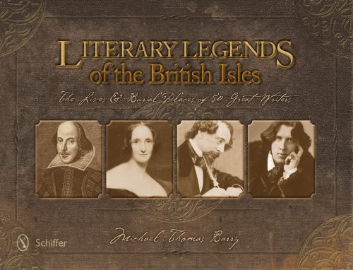 Great Britain's Literary Legends: Barry, Michael Thomas