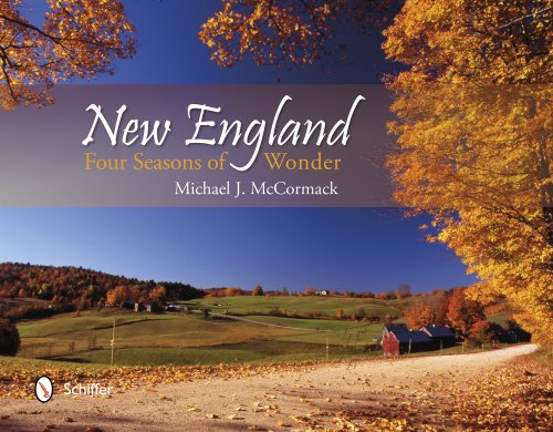 9780764344411: New England: Four Seasons of Wonder