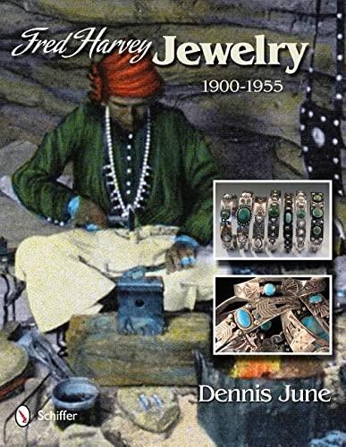 Fred Harvey Jewelry: 1900 - 1955: Dennis June