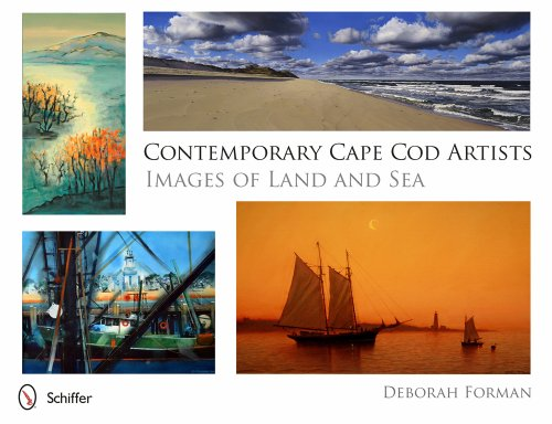 Contemporary Cape Cod Artists: Images of Land and Sea: Deborah Forman