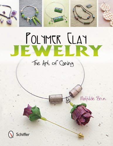 9780764344565: Polymer Clay Jewelry: The Art of Caning