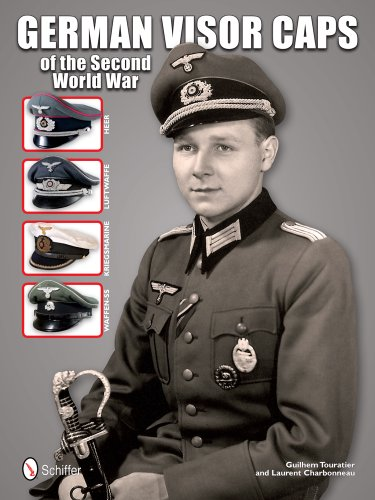 9780764344589: German Visor Caps of the Second World War
