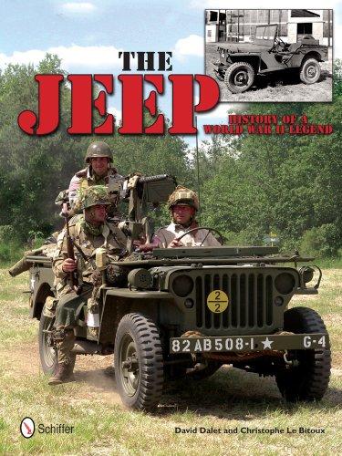 9780764344602: The Jeep: History of a World War II Legend