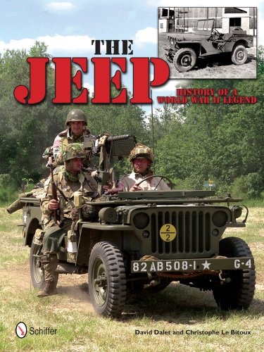 9780764344602: The Jeep: History of a World War II Legend