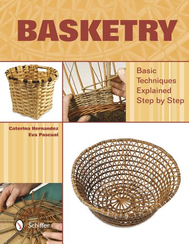 9780764344718: Basketry: Basic Techniques Explained Step by Step