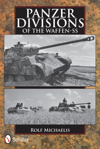 9780764344770: Panzer Divisions of the Waffen-SS