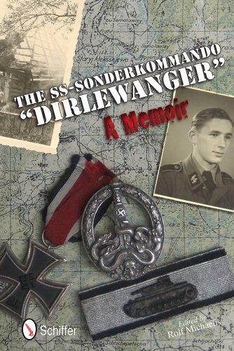 9780764344794: The SS-Sonderkommando Dirlewanger : A Memoir
