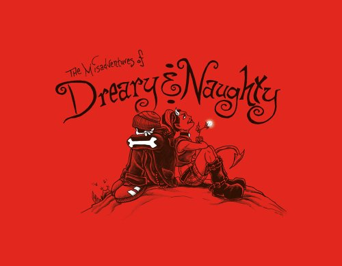 9780764344947: The Misadventures of Dreary & Naughty