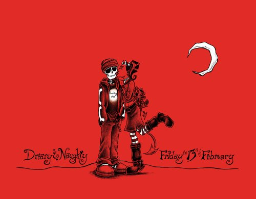 9780764344954: Dreary & Naughty: Friday the 13th of February