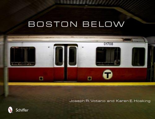 Boston Below: Votano , Joseph R./ Hosking, Karen, E.