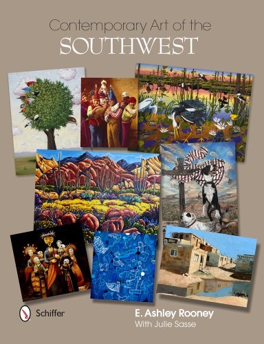 9780764345432: Contemporary Art of the Southwest