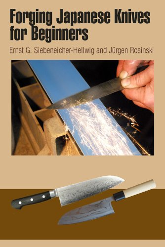9780764345562: Forging Japanese Knives for Beginners (Messer Magazin Workshop)