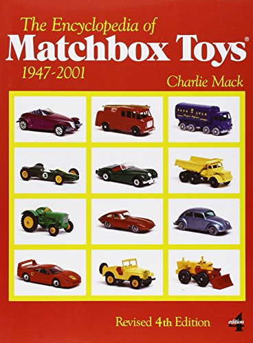 9780764345609: The Encyclopedia of Matchbox Toys: 1947-2001