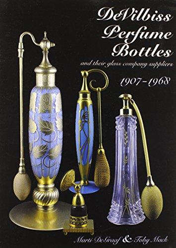 9780764345760: Devilbiss Perfume Bottles: 1907 to 1968