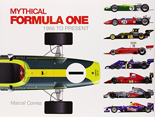9780764345814: Mythical Formula One: 1966 to Present