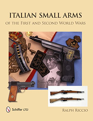 Italian Small Arms of the First and Second World Wars: Riccio, Ralph