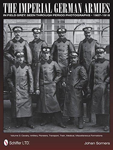 9780764345852: Imperial German Armies in Field Grey Seen Through Period Pho