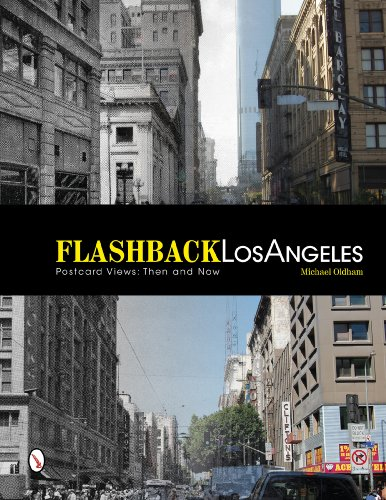 9780764345869: Flashback Los Angeles: Postcard Views: Then and Now