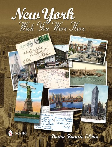 New York: Wish You Were Here: Oliver, Diana