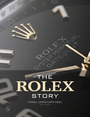 9780764345975: The Rolex Story