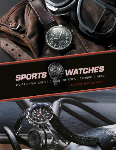 9780764345999: Sports Watches: Aviator Watches, Diving Watches, Chronographs