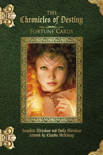 The Chronicles of Destiny Fortune Cards (Hardcover): Josephine Ellershaw