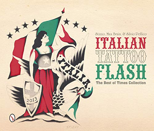 9780764346262: Italian Tattoo Flash: The Best of Times Collection