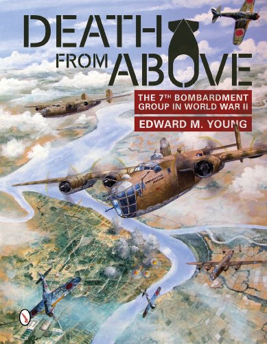 9780764346354: Death from Above: The 7th Bombardment Group in World War II