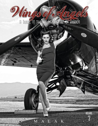 9780764346415: Wings of Angels: A Tribute to the Art of World War II Pinup & Aviation Vol.2