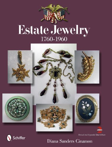 9780764346491: Estate Jewelry: 1760-1960