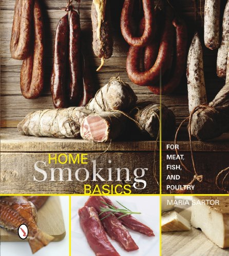 Home Smoking Basics For Meat Fish & Poultry