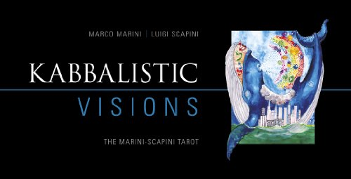 9780764346620: Kabbalistic Visions the Marini-Scapini Tarot