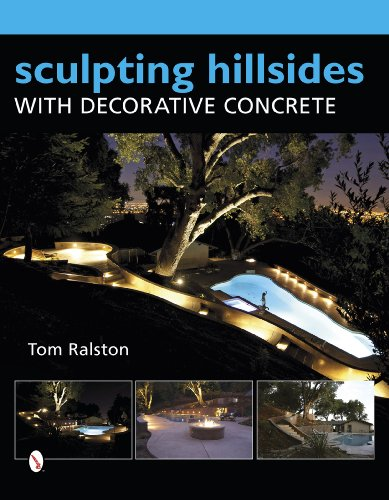 Sculpting Hillsides with Decorative Concrete: Ralston, Tom