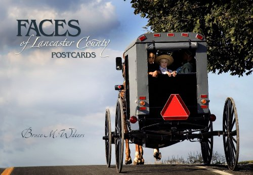 9780764346712: Faces of Lancaster County Postcards