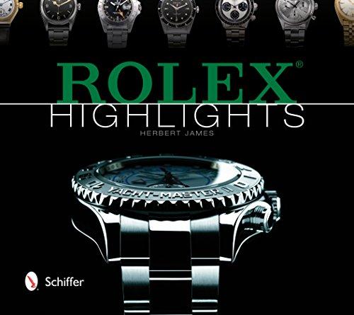 9780764346842: Rolex Highlights
