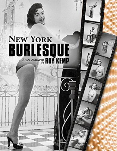 9780764346873: New York Burlesque: Photographs by Roy Kemp