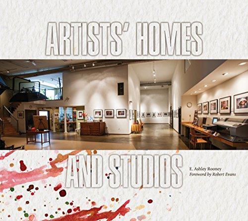 9780764346927: Artists' Homes & Studios