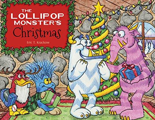 The Lollipop Monster's Christmas: Krackow, Eric T.