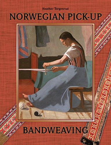 9780764347511: Norwegian Pick-Up Bandweaving