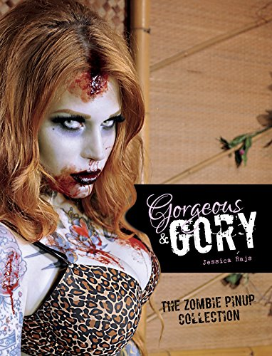 9780764347849: Gorgeous & Gory: The Zombie Pinup Collection