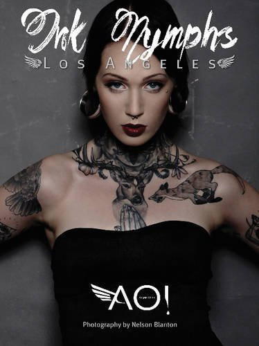 9780764347856: AOI Ink Nymphs Los Angeles