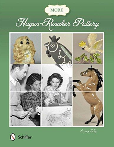 More Hagen-Renaker Pottery: Kelly, Nancy