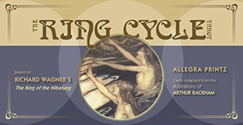 The Ring Cycle Tarot: Printz, Allegra