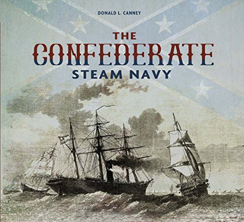 9780764348242: The Confederate Steam Navy 1861-1865