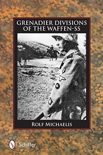 9780764348372: Grenadier Divisions of the Waffen-ss