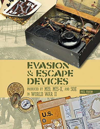 9780764348396: Evasion & Escape Devices Produced by Mi9, Mis-x, and Soe in World War II
